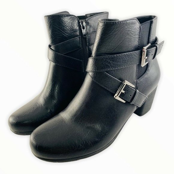 Women's Croft & Barrow Bertha Ortholite Ankle Boot